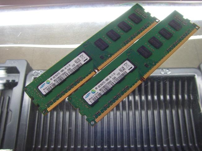 [중고]삼성 데스크탑 DDR3 4GB PC3-10600U
